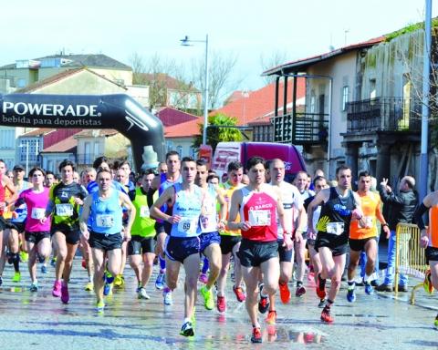 A carreira popular de Monforte representa unha das probas máis concurridas do sur de Lugo. GPCM
