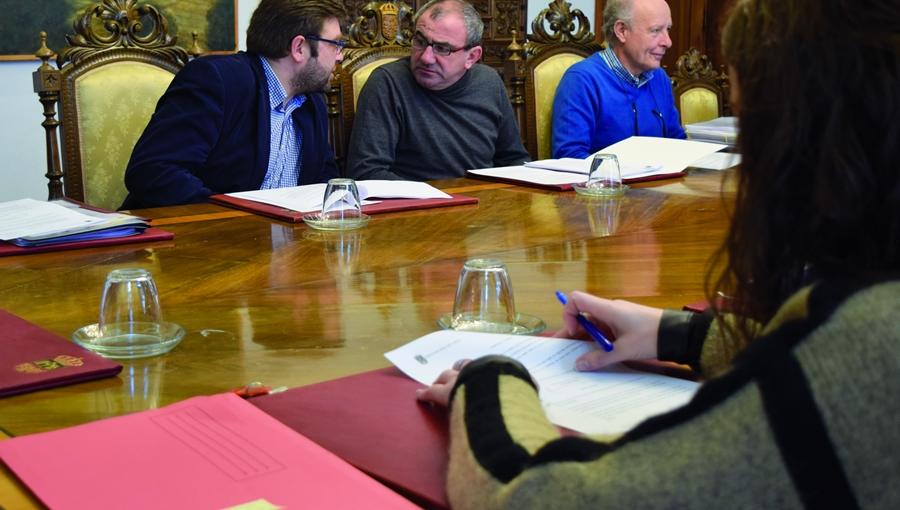As primeiras axudas para traídas de auga do Plan de Mellora de Infraestruturas Rurais aprobáronse na Xunta de Goberno provincial do 3 de febreiro. GPDL