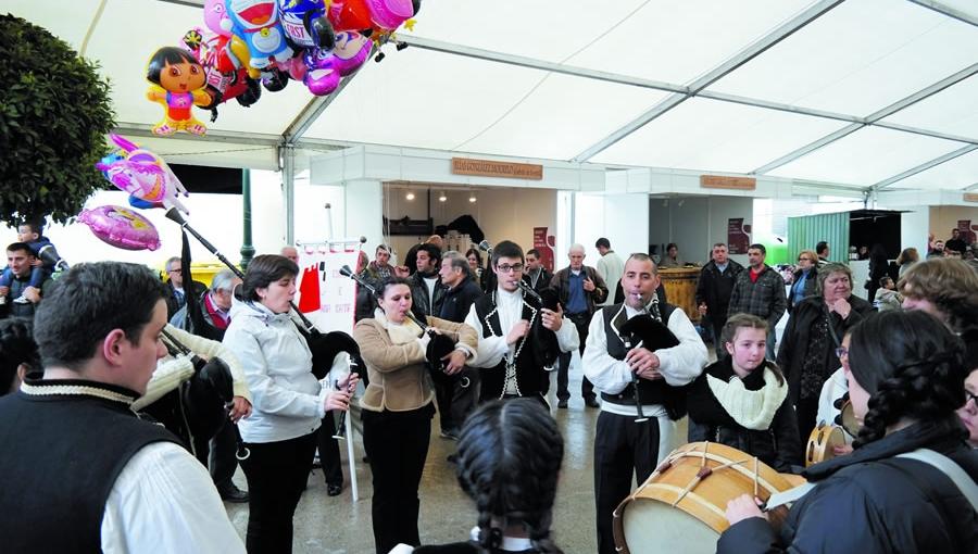 A Feira do Viño de Quiroga integra unha serie de actividades lúdicas, que inclúen música, arte e deporte para todos os públicos, ao longo da semana previa á celebración. Arquivo EC